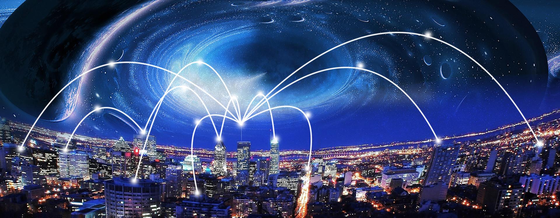 轨道通信系统